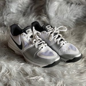 Athletic shoes by Nike